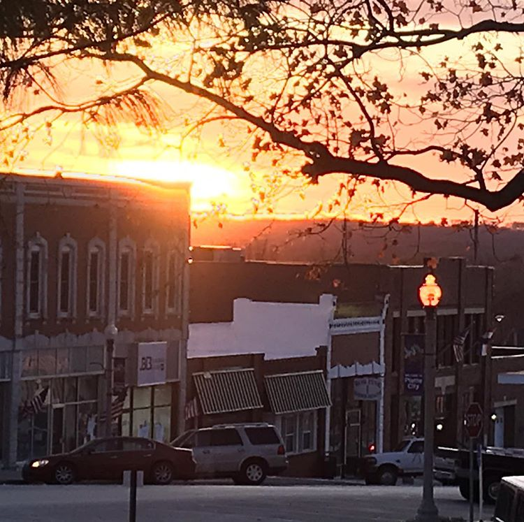 Downtown Platte City